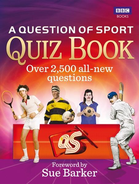 Book Cover Graphism Quiz ~ A question of sport quiz book penguin books australia