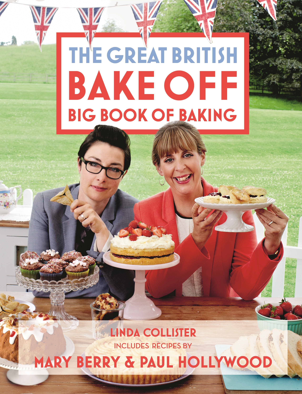 great british bake off big book of baking by linda. Black Bedroom Furniture Sets. Home Design Ideas