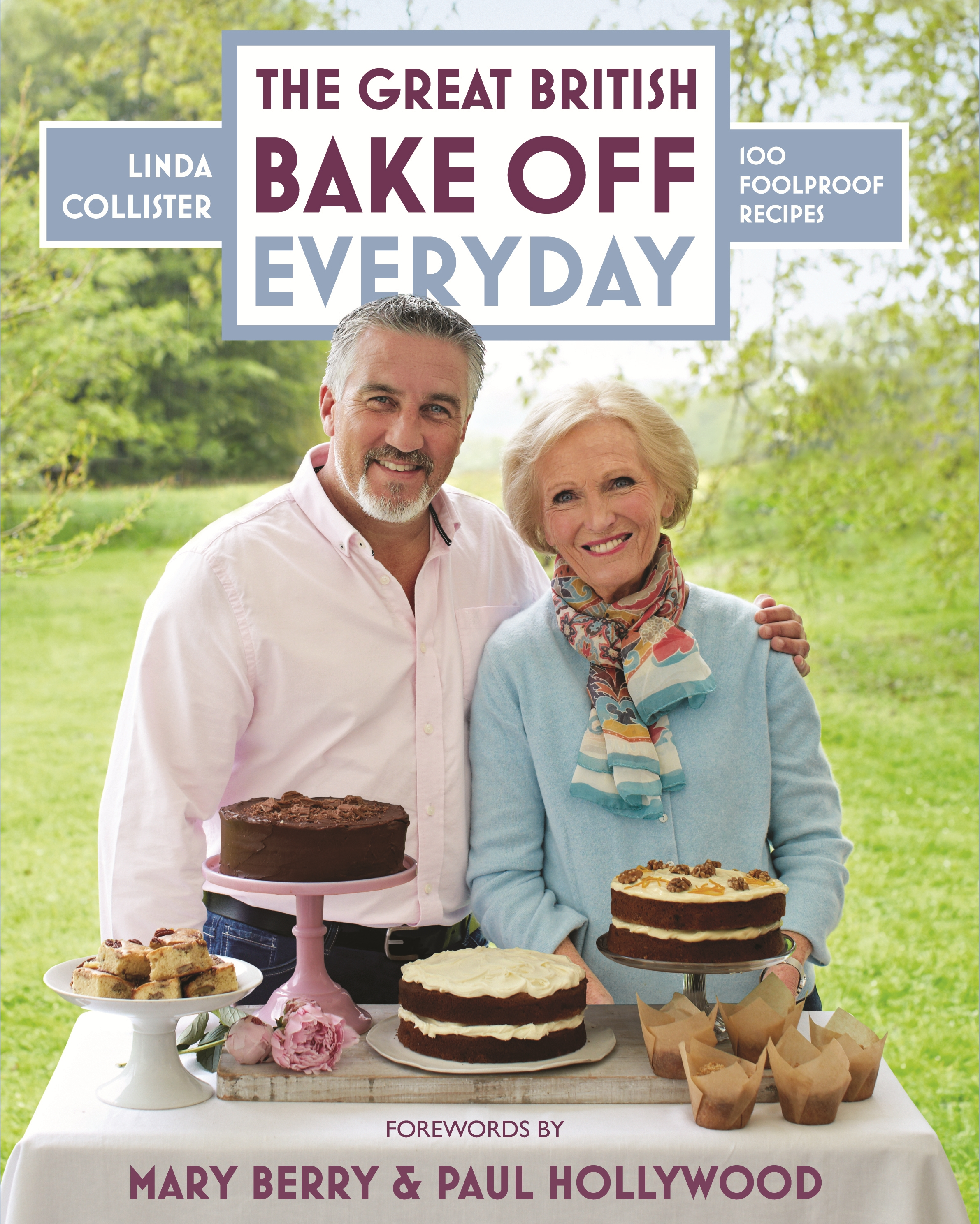 Great British Bake Off: Everyday by Linda Collister