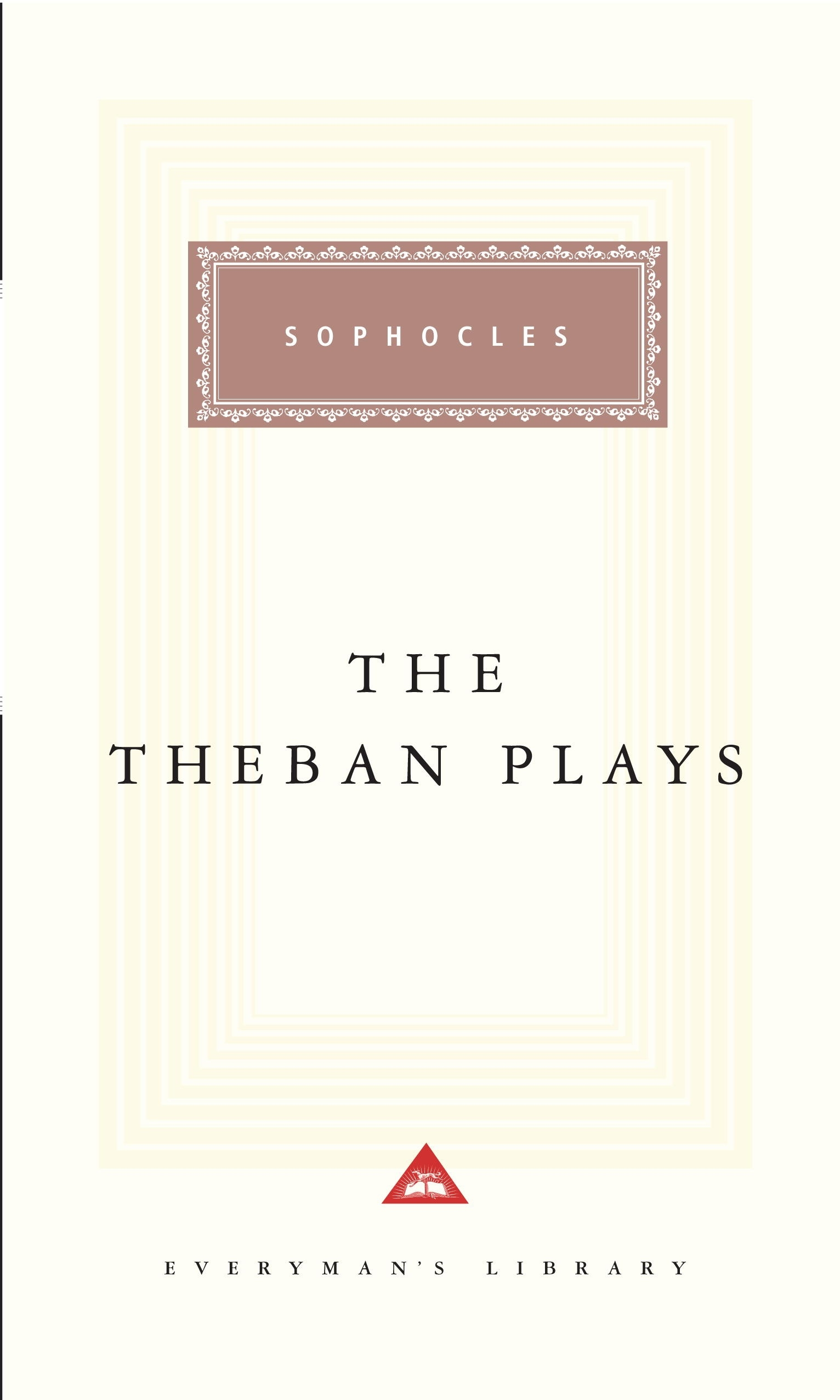 The Theban Plays By Sophocles Sophocles Penguin Books Australia