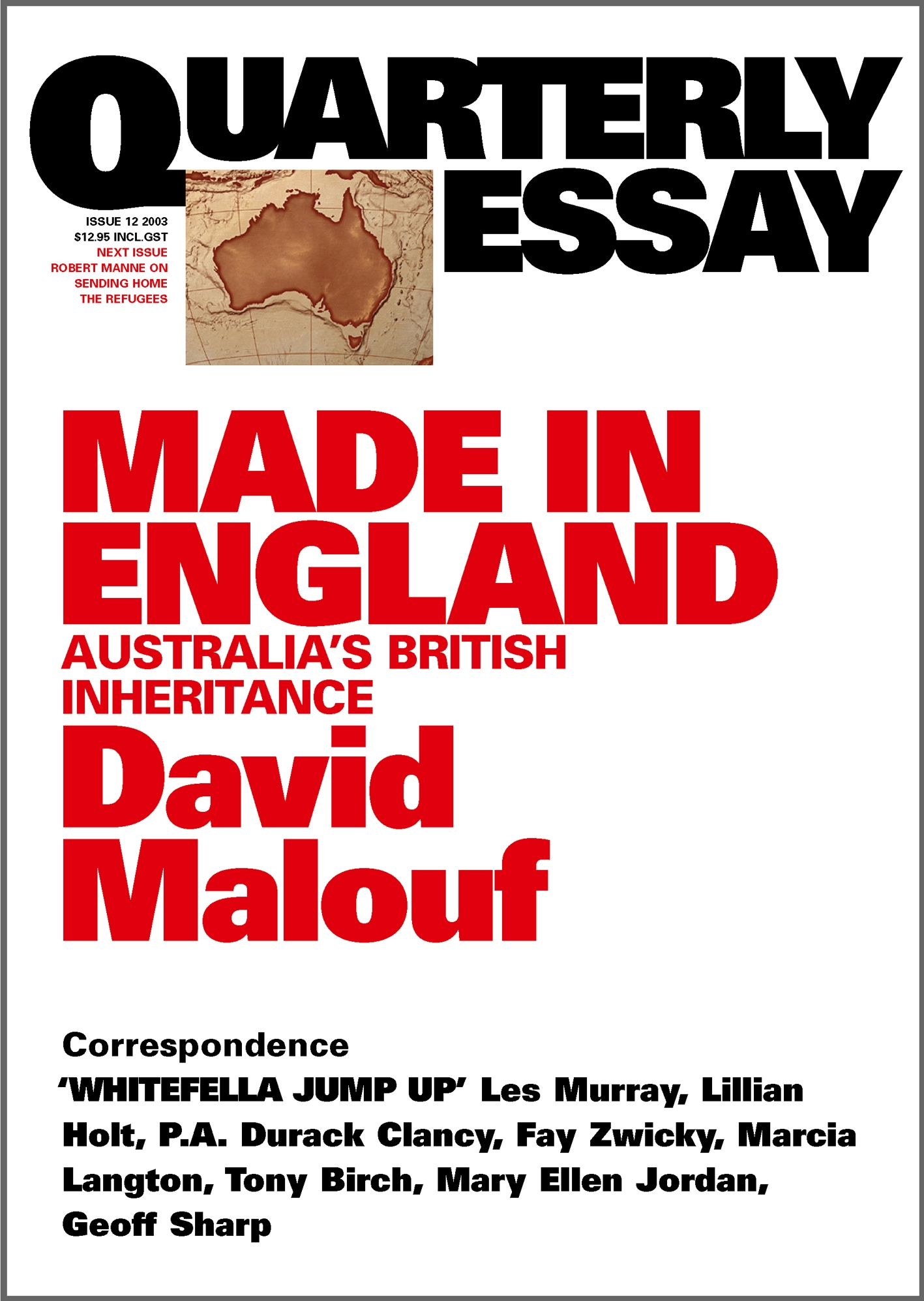 children in malouf essay Essays on malouf we have found 15 essays on malouf david malouf remembering babylon transgender children contents sr # topic pg introduction 2 2.