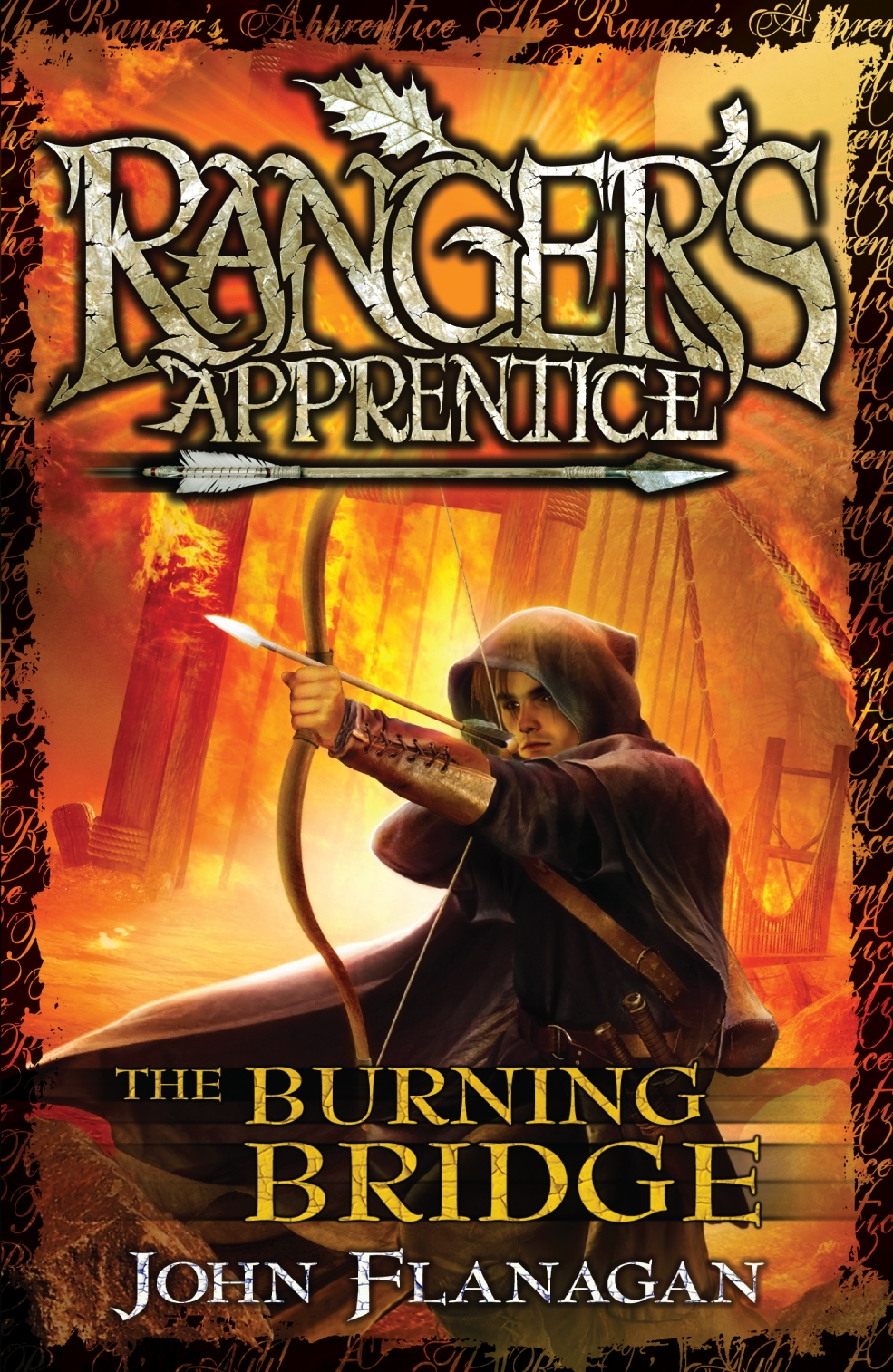 burning series the royals