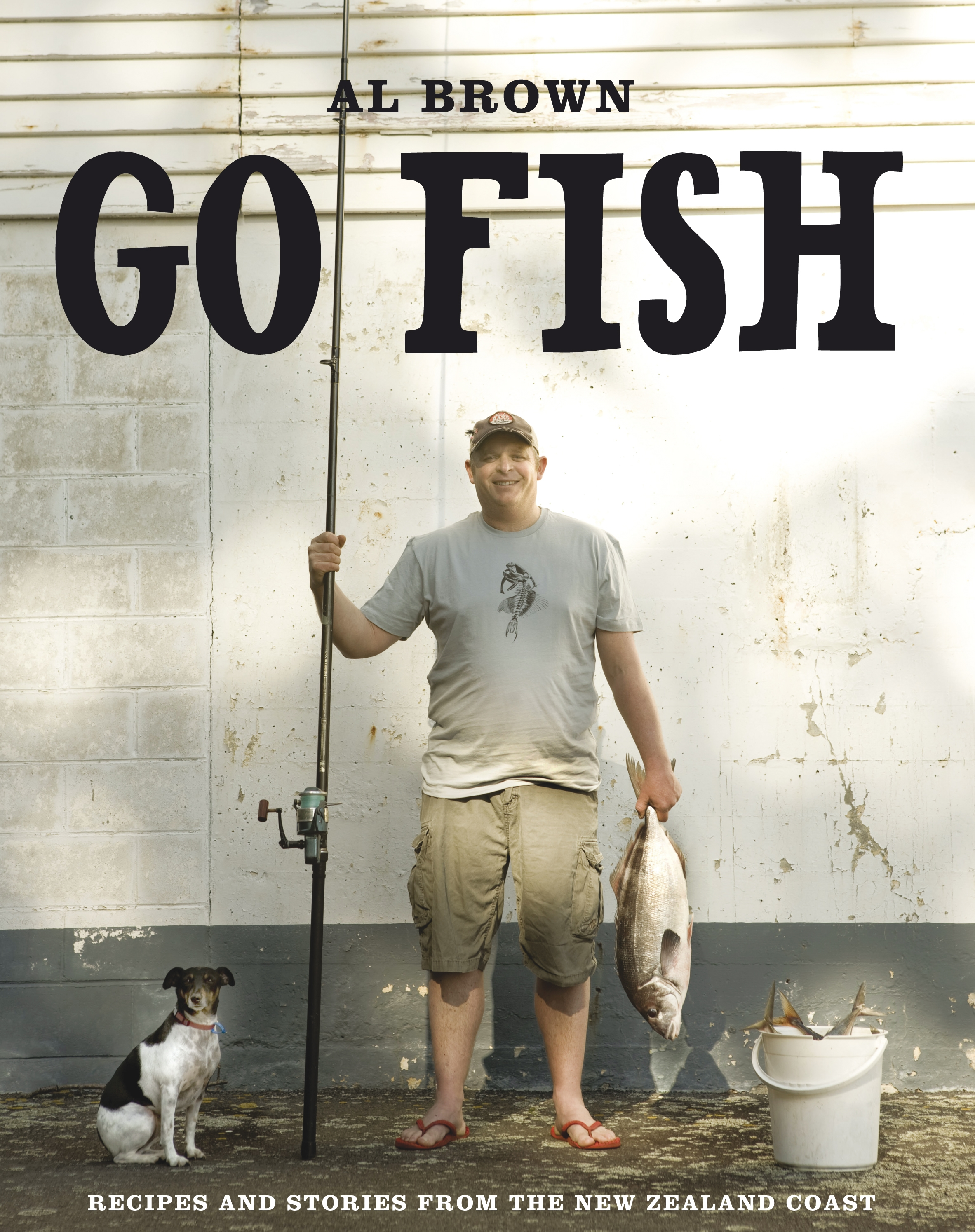 Go Fish By Al Brown Penguin Books New Zealand