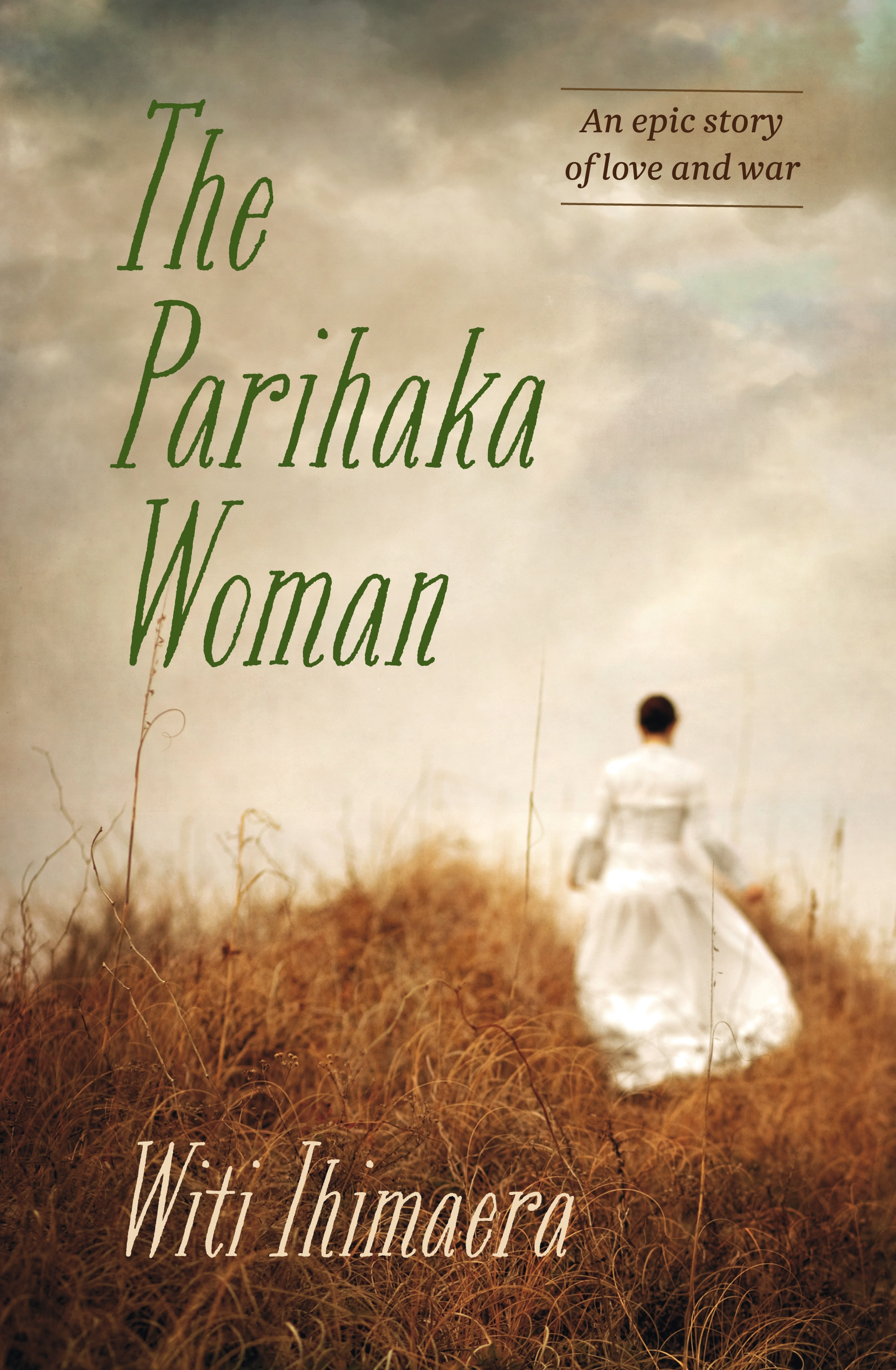 The Parihaka Woman by Witi Ihimaera - Penguin Books New Zealand