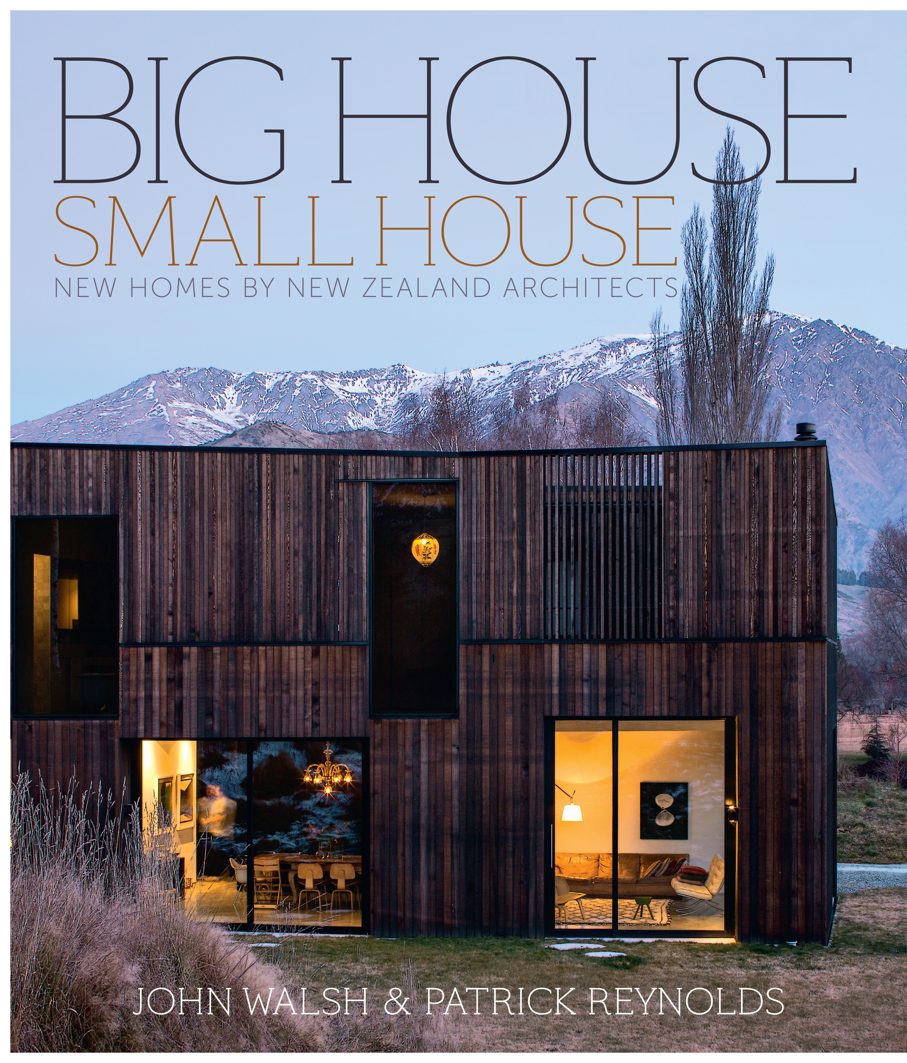 Big house small house by john walsh penguin books new for Modern house design books