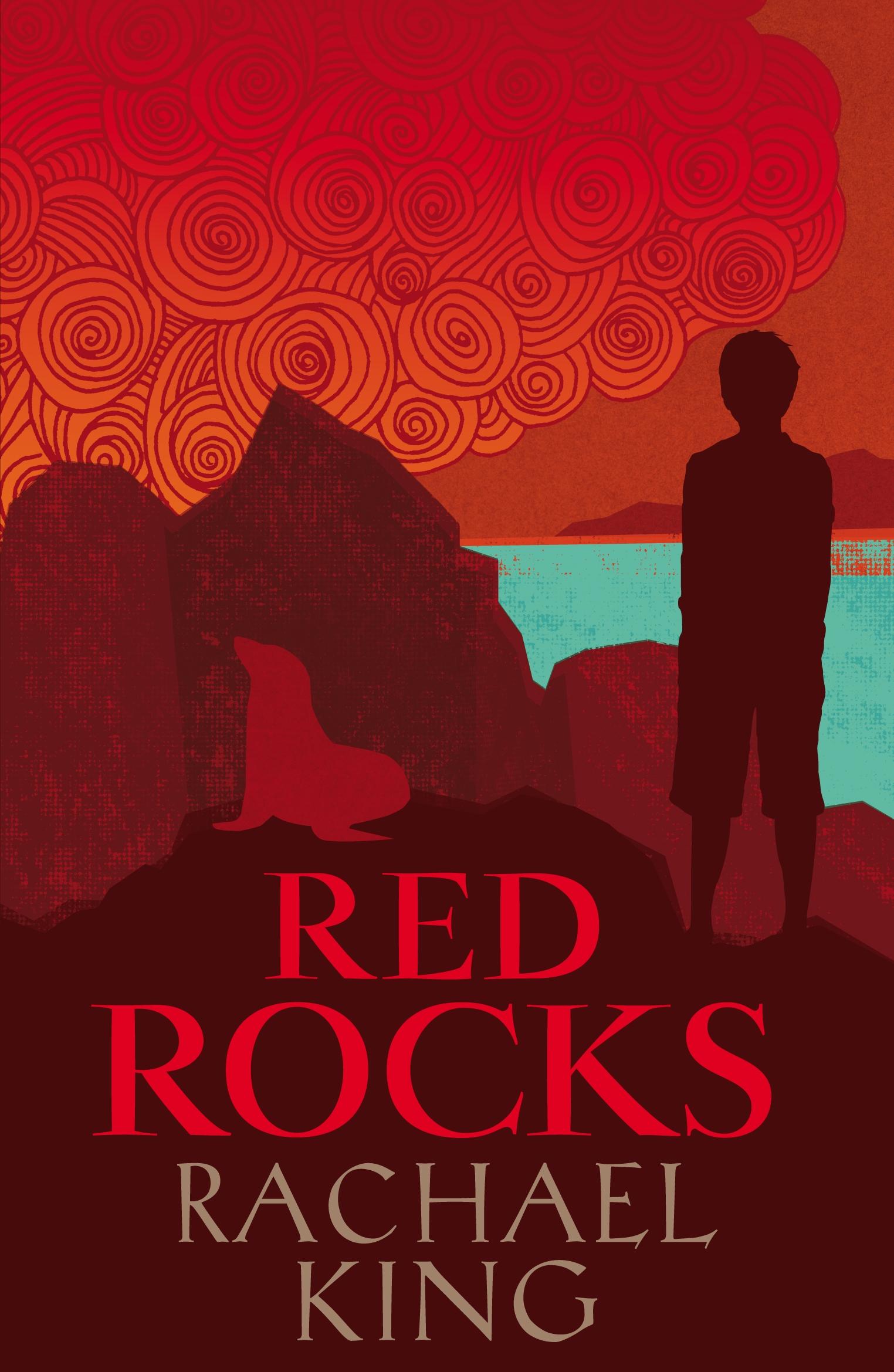 Image result for red rocks king book image