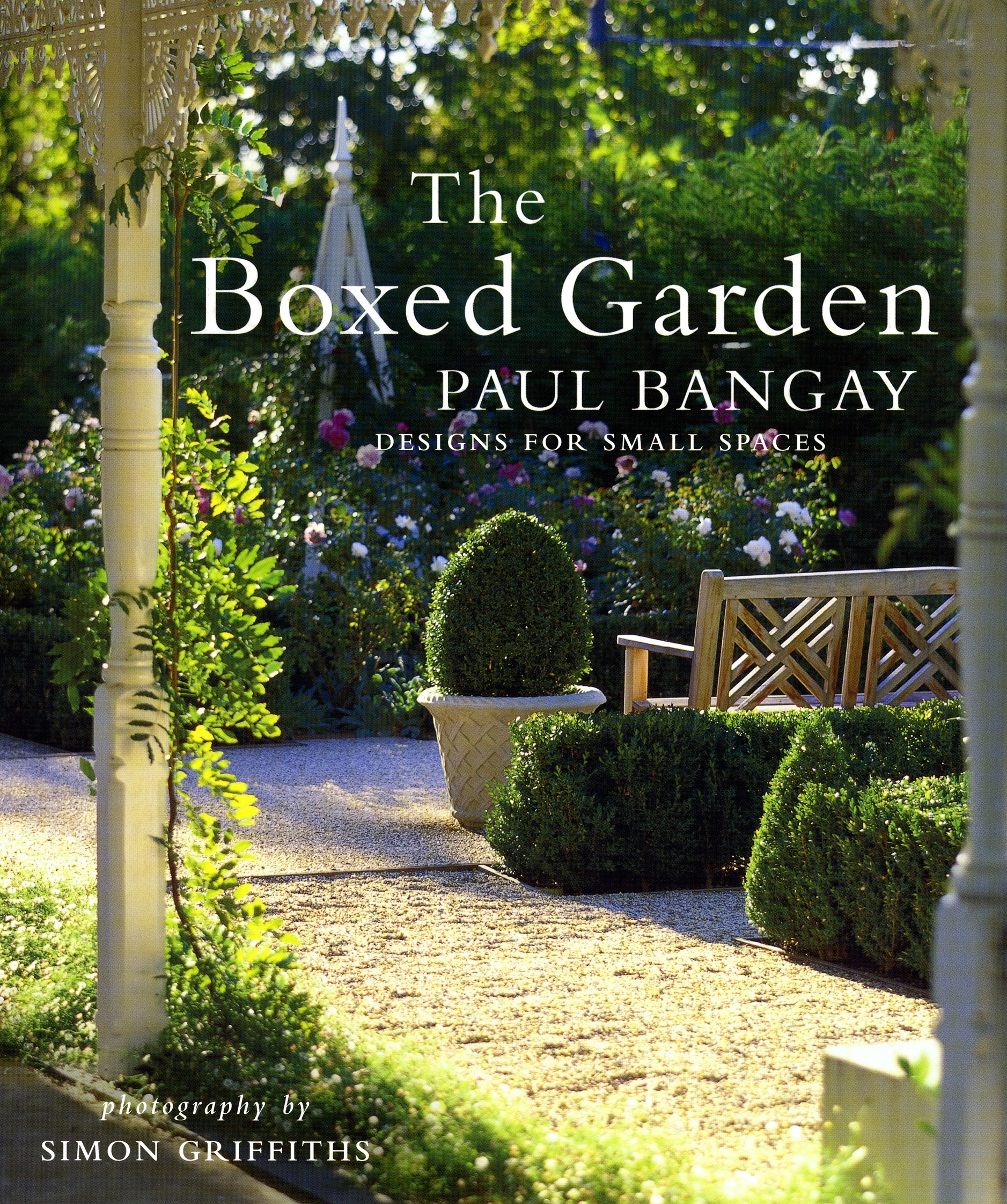 The Boxed Garden by Paul Bangay - Penguin Books New Zealand