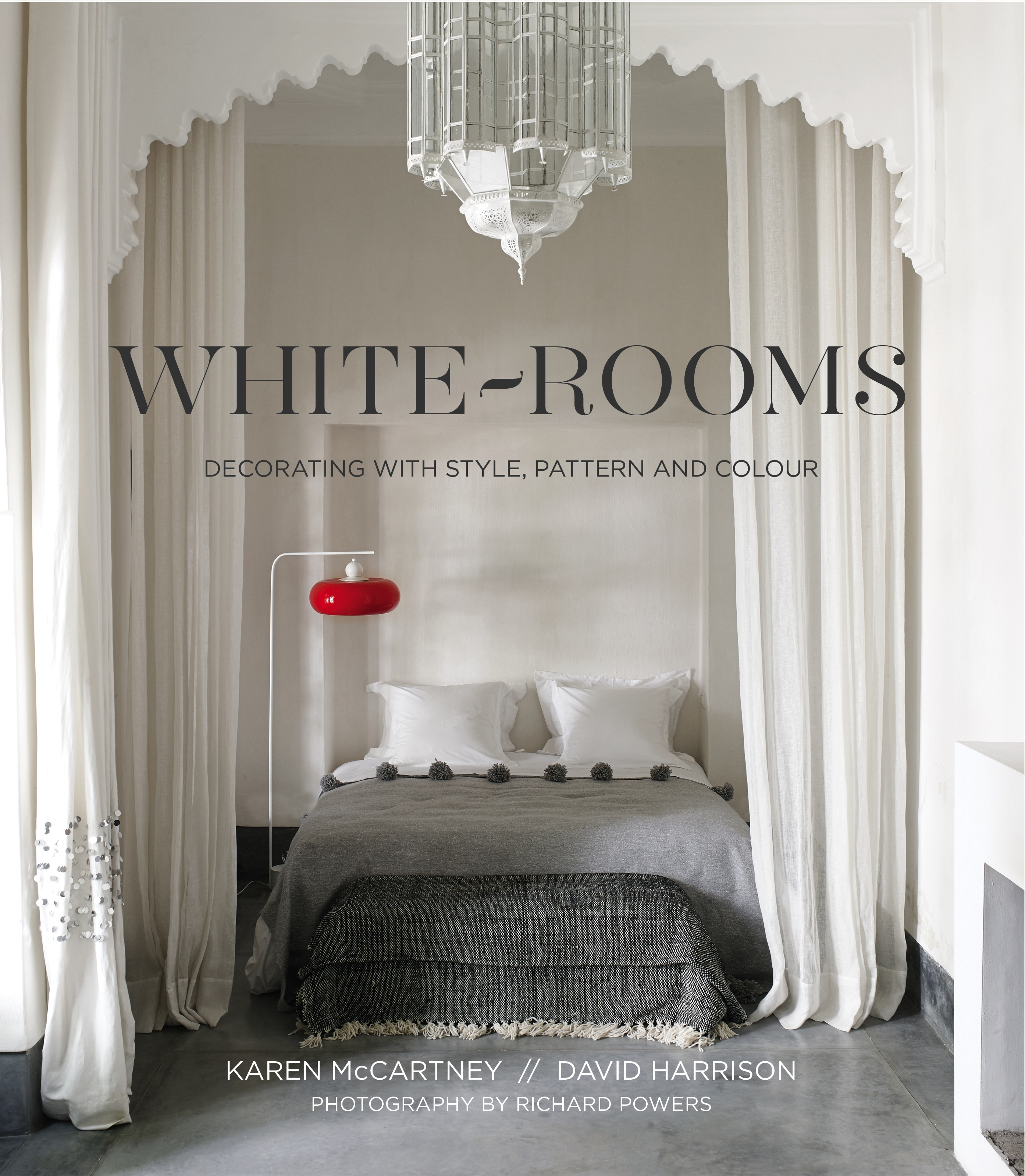 White Rooms white rooms: decorating with style, pattern and colourdavid