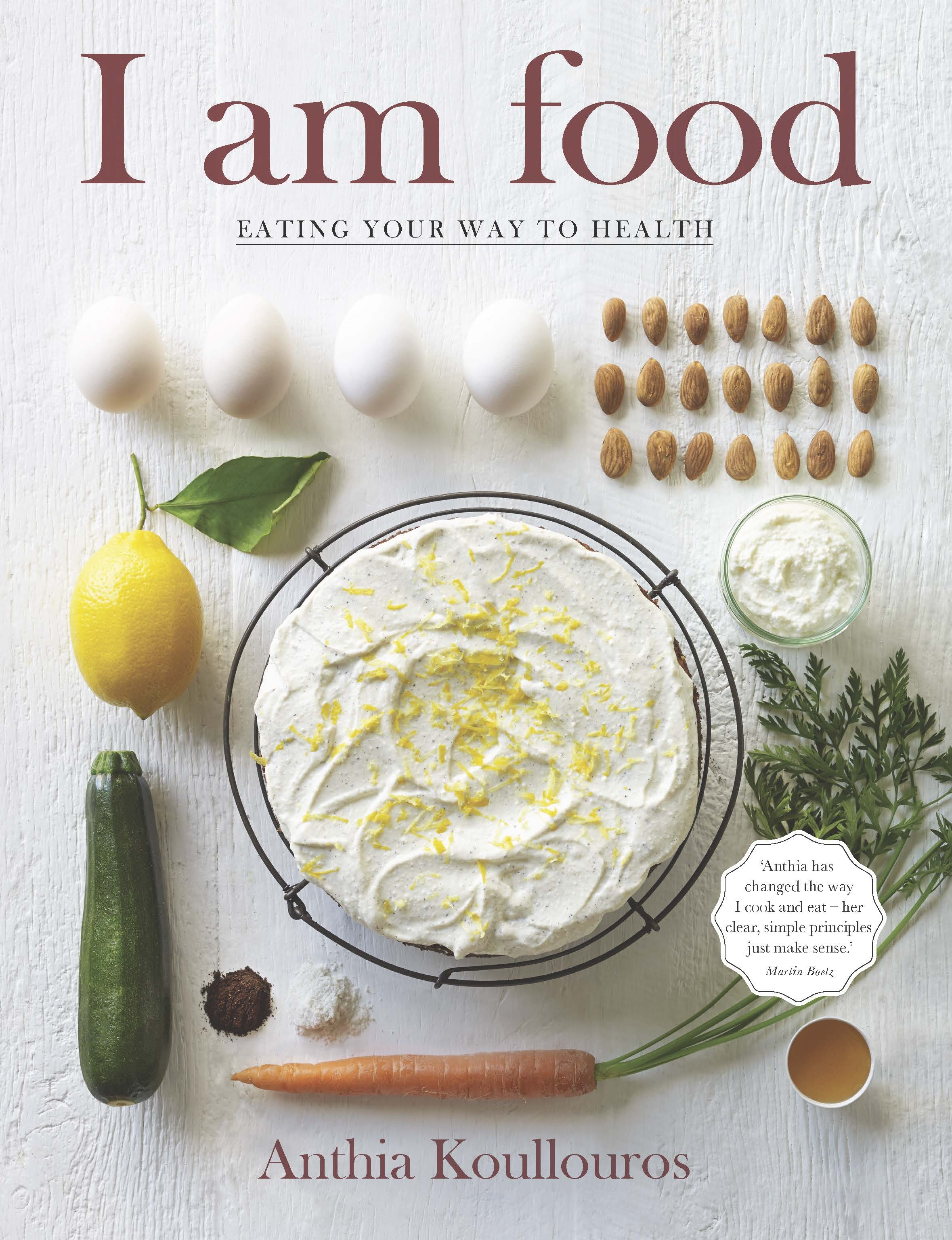 I am food by anthia koullouros penguin books australia hi res cover i am food forumfinder