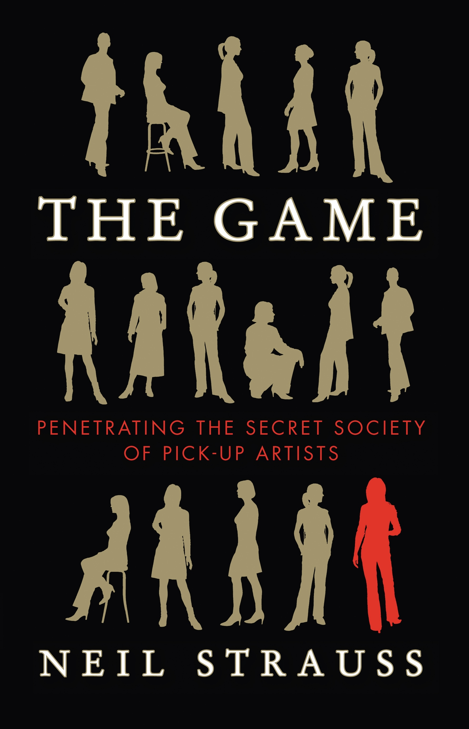 The book the game by neil strauss