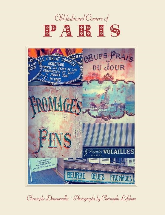 Old Fashioned Book Covers ~ Old fashioned pleasures of paris by christophe