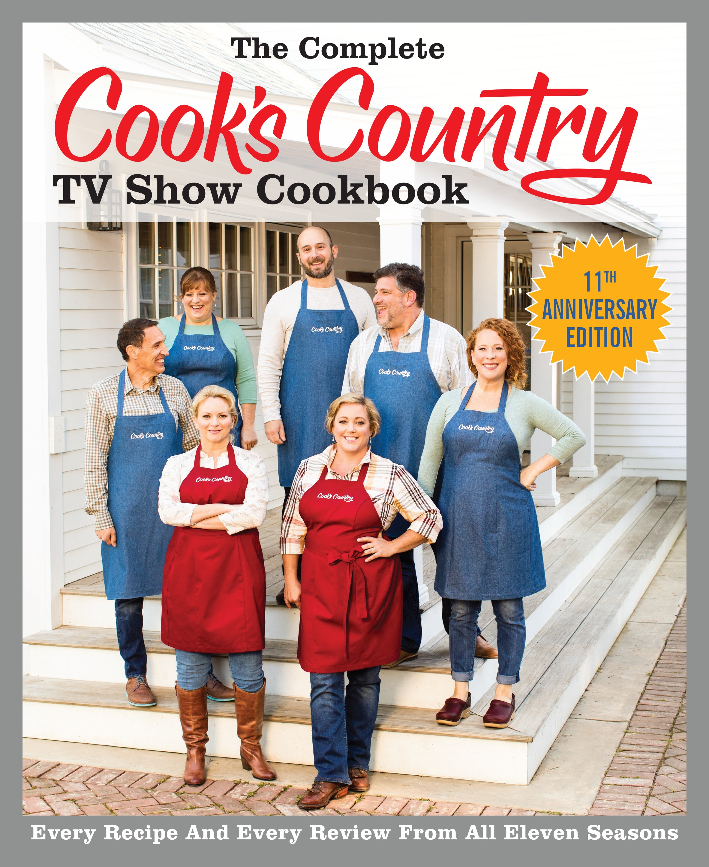 Groovy The Complete Cooks Country Tv Show Cookbook Season 11 By Download Free Architecture Designs Remcamadebymaigaardcom