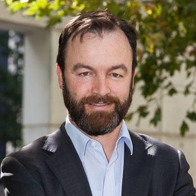 portrait photo of Michael Cooney