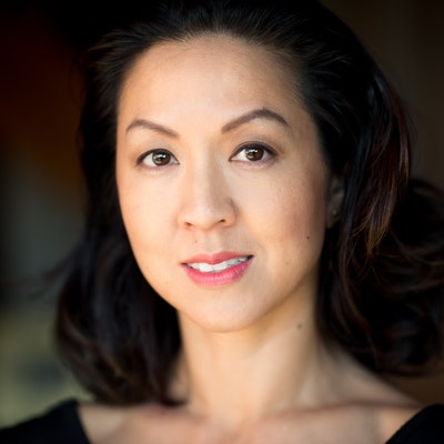 portrait photo of Jenevieve Chang