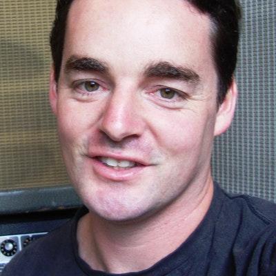 portrait photo of Adrian Stirling