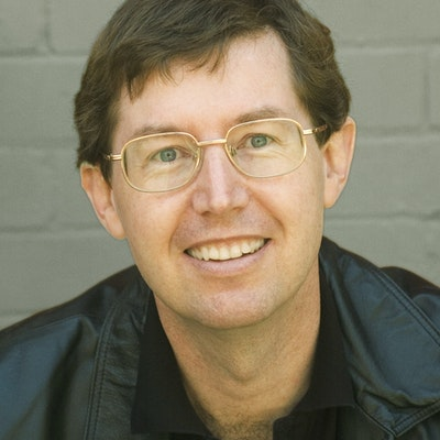 portrait photo of Gary Corby