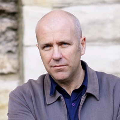 portrait photo of Richard Flanagan