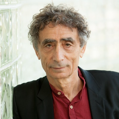 portrait photo of Gabor Mate