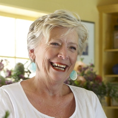portrait photo of Maggie Beer