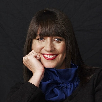 portrait photo of Megan Morton
