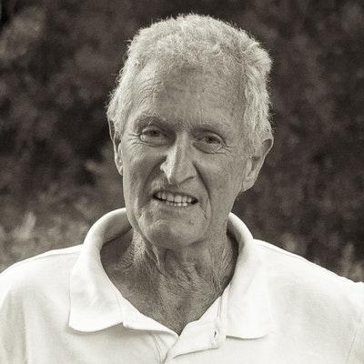 portrait photo of Michael Morrison
