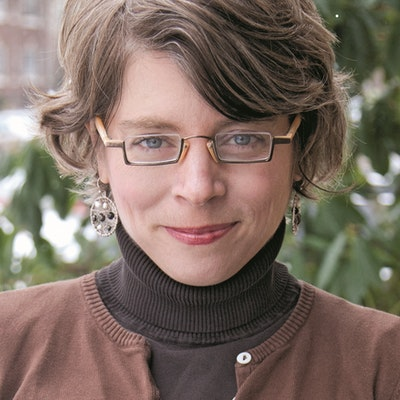 portrait photo of Jill Lepore