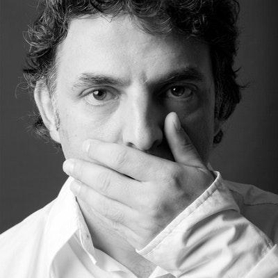 portrait photo of Etgar Keret