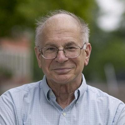 portrait photo of Daniel Kahneman