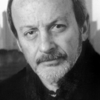 portrait photo of E. L. Doctorow