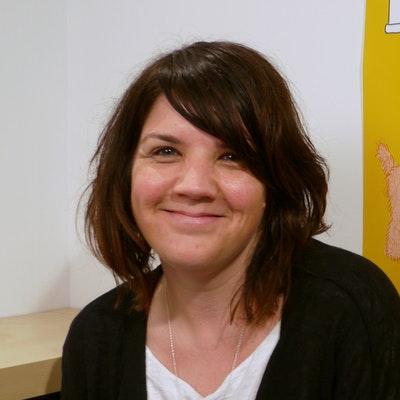 portrait photo of Cathie Glassby