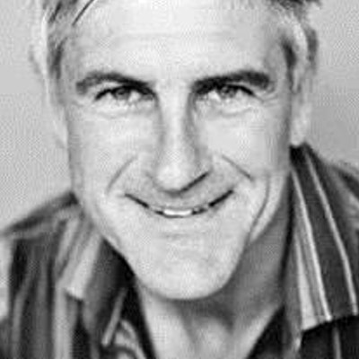 portrait photo of Peter Cossins