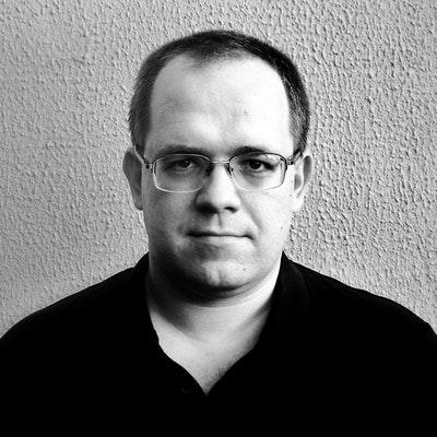 portrait photo of Evgeny Morozov