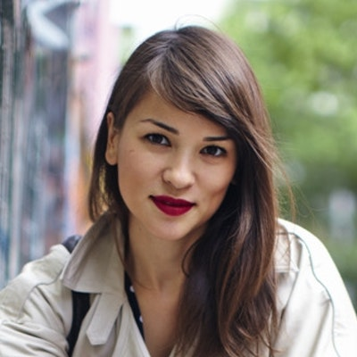 portrait photo of Rachel Khoo