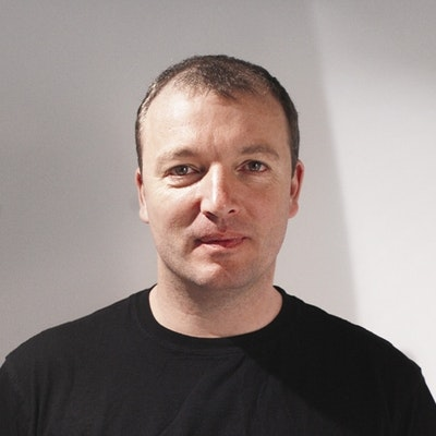 portrait photo of Leander Kahney