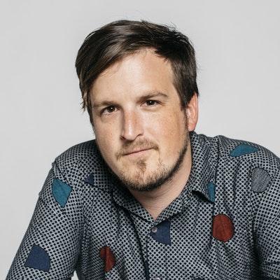portrait photo of Brian Merchant
