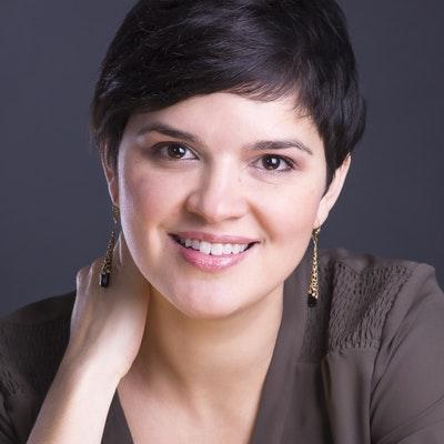 portrait photo of Marie-Claire Arrieta