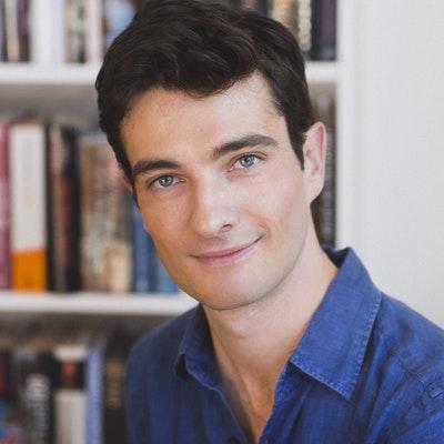 portrait photo of Tim Bouverie