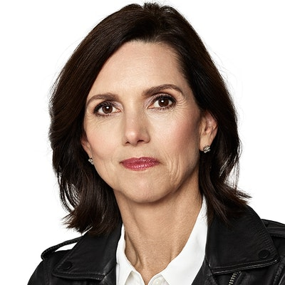 portrait photo of Beth Comstock