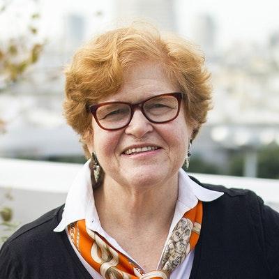 portrait photo of Deborah Lipstadt
