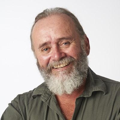portrait photo of John Rooth