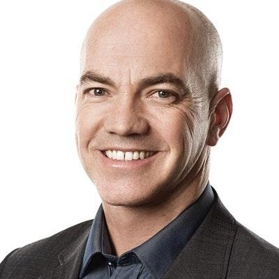 portrait photo of Martin Gibala