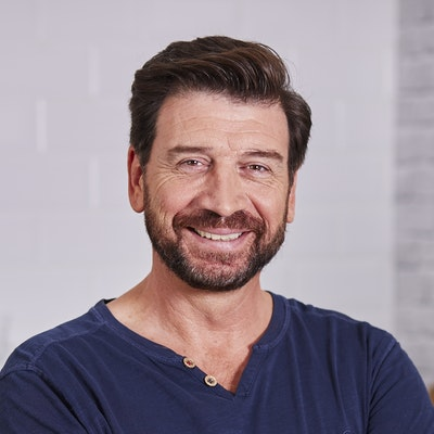 portrait photo of Nick Knowles