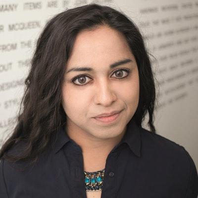 portrait photo of Shahidha Bari