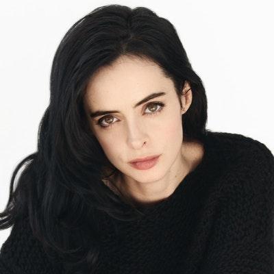 portrait photo of Krysten Ritter
