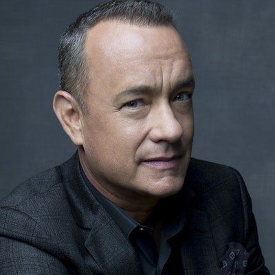 portrait photo of Tom Hanks