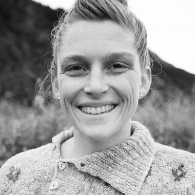 portrait photo of Anna Brones