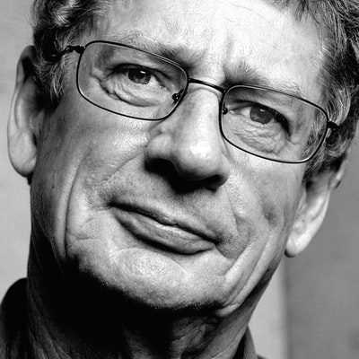 portrait photo of André Brink