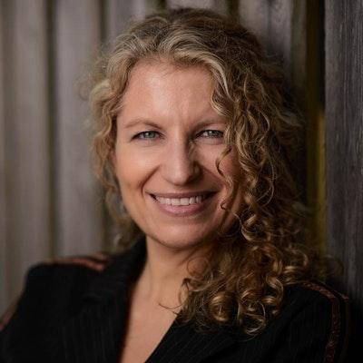 portrait photo of Ane Riel
