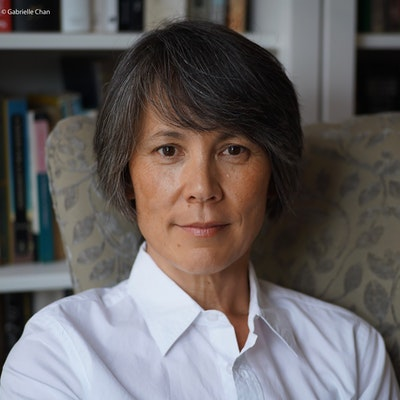 portrait photo of Gabrielle Chan