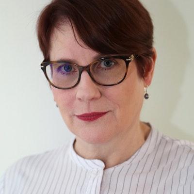 portrait photo of Margaret Morgan